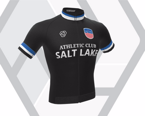 Athletic Club Salt Lake [DAM] TOR SS BLACK Jersey
