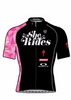 She Rides DAM Strike+ SS Jersey Aero-Fit [BLACK]