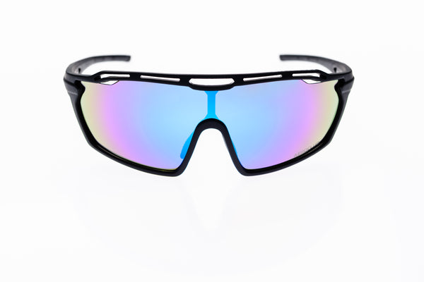 Aeroclub Bicycle Glasses - Black Mirror [STOCKHOLM]