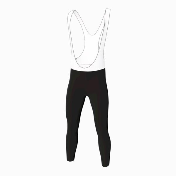 Rocket Racing Team [DAM] INFERNO Tights (Winter) [Black Edition 2020]