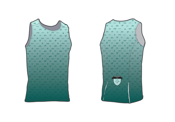Danger [DAM] Running Singlet [FITTED]