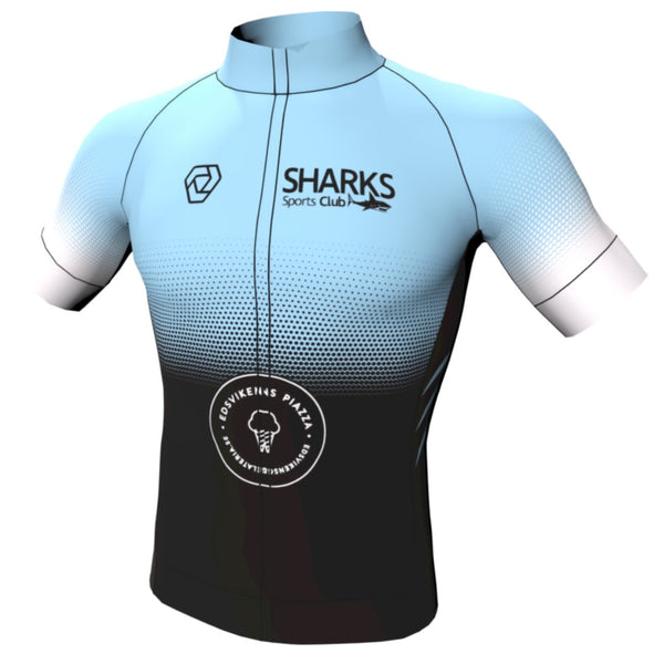 Sharks Sports Club [HERR] - Strike Jersey [FITTED]
