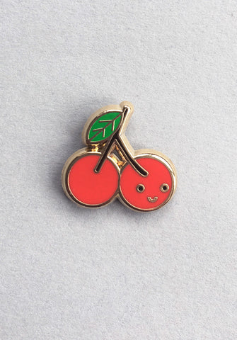Cherries Pin