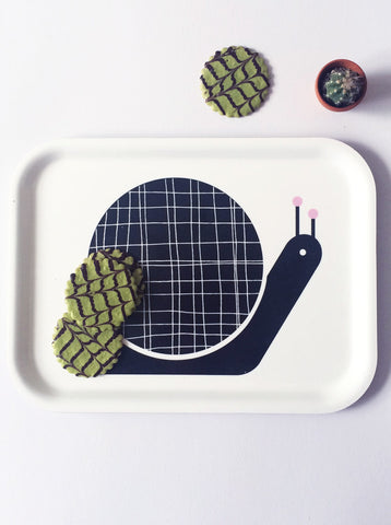 Snail Tray (Day)