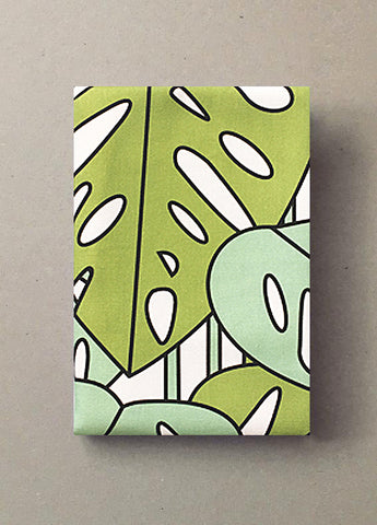 NEW Swiss Cheese Plant Tea Towel
