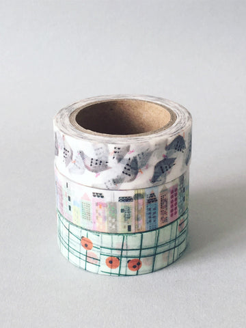 Washi Tape Trio