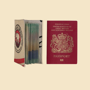 EB Passport Case