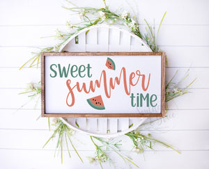 Sweet Summer Time