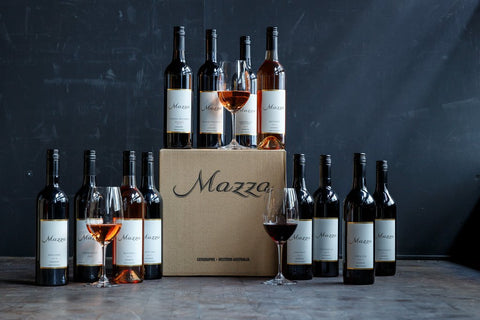 Mazza Mixed Cases