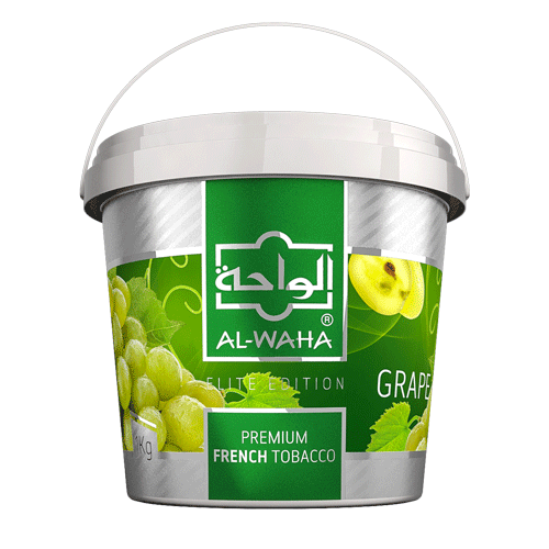 Al Waha Shisha Tobacco Grape - Lavoo Design