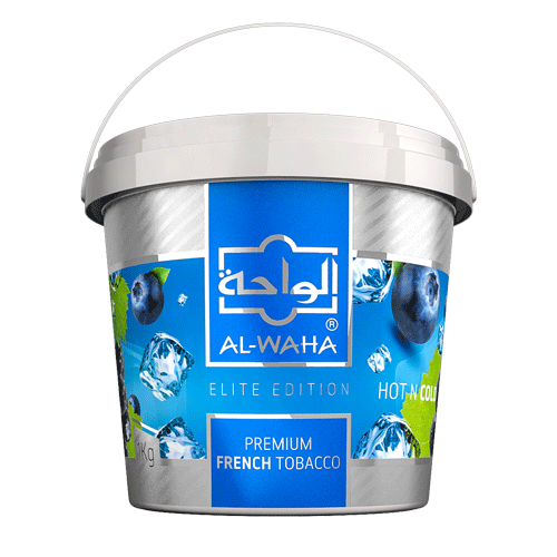 Al Waha Shisha Tobacco Hot N Cold - Lavoo Design