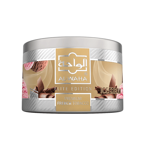 Al Waha Shisha Tobacco Ice Cream - Lavoo Design