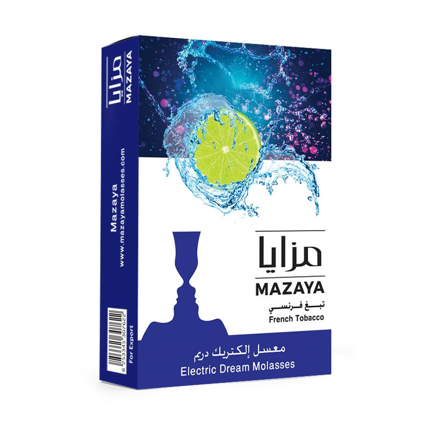 Mazaya Shisha Tobacco Electric Dream Flavor
