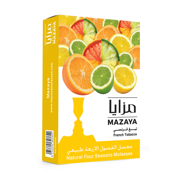 Mazaya Shisha Tobacco Four Seasons