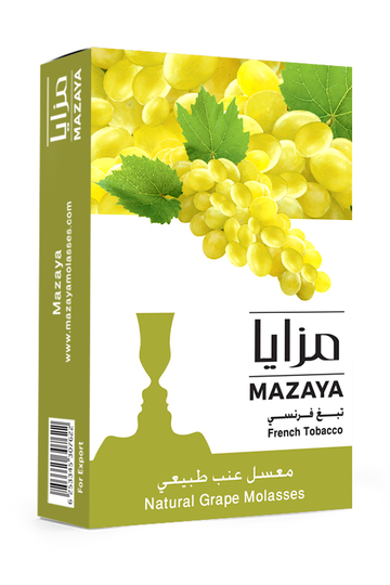 Mazaya Shisha Tobacco Grape