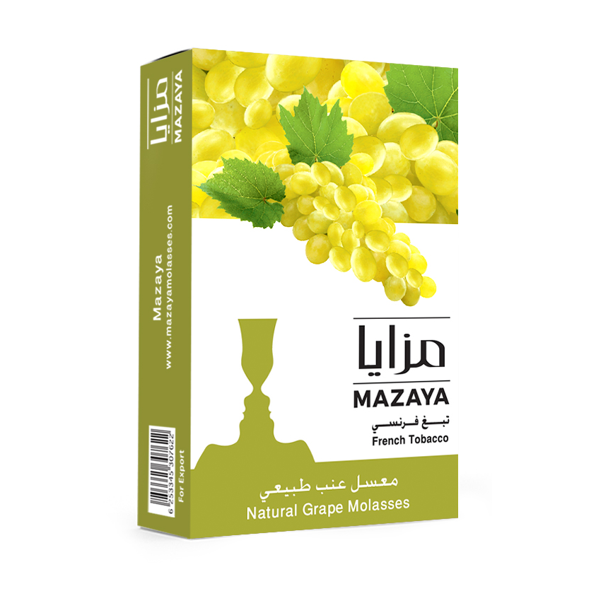 Mazaya Shisha Tobacco Grape - Lavoo Design