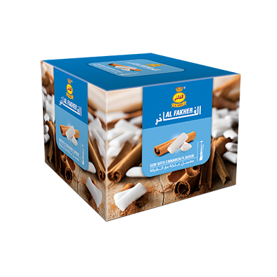 Al Fakher Shisha Tobacco Gum with Cinnamon - Lavoo Design