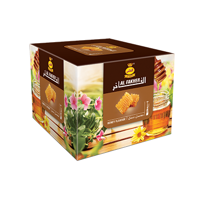 Al Fakher Shisha Tobacco Honey - Lavoo Design