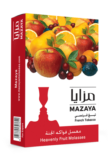 Mazaya Shisha Tobacco Heavenly Fruit