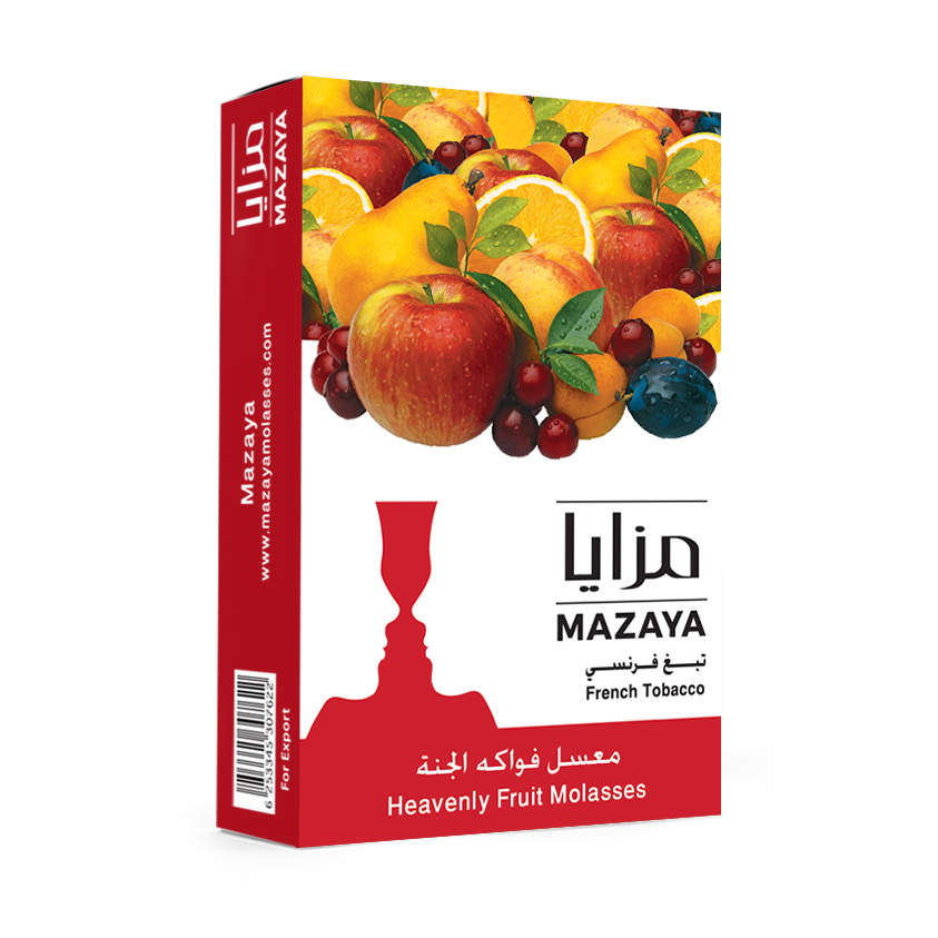 Mazaya Shisha Tobacco Heavenly Fruit - Lavoo Design