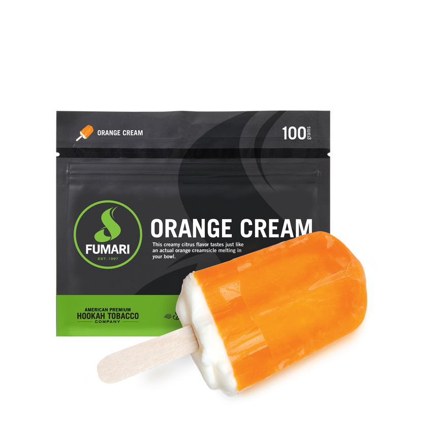 Fumari Shisha Tobacco Orange Cream - Lavoo Design