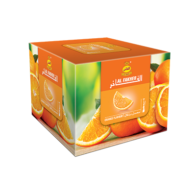 Al Fakher Shisha Tobacco Orange - Lavoo Design