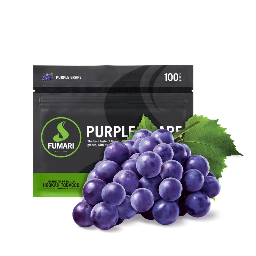 Fumari Shisha Tobacco Purple Grape - Lavoo Design