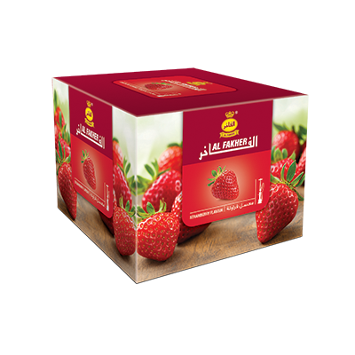 Al Fakher Shisha Tobacco Strawberry