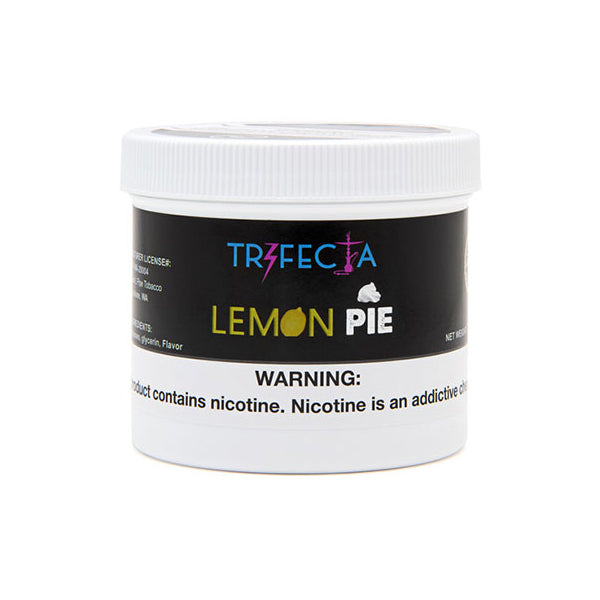 Trifecta Shisha Tobacco Lemon Pie