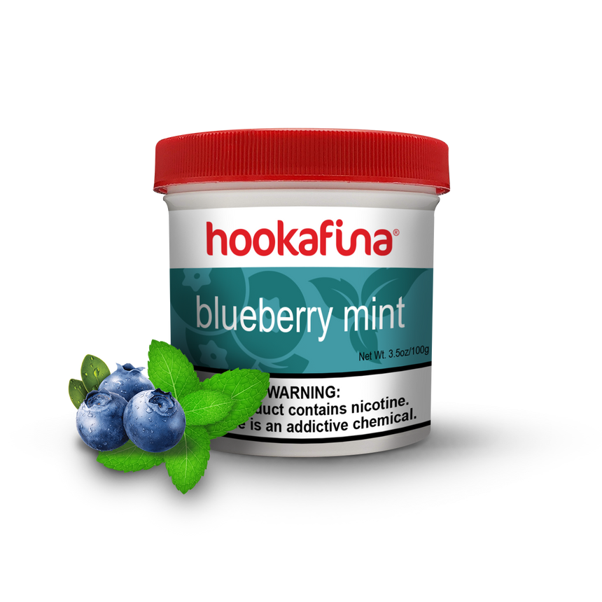 Hookafina Blueberry Mint