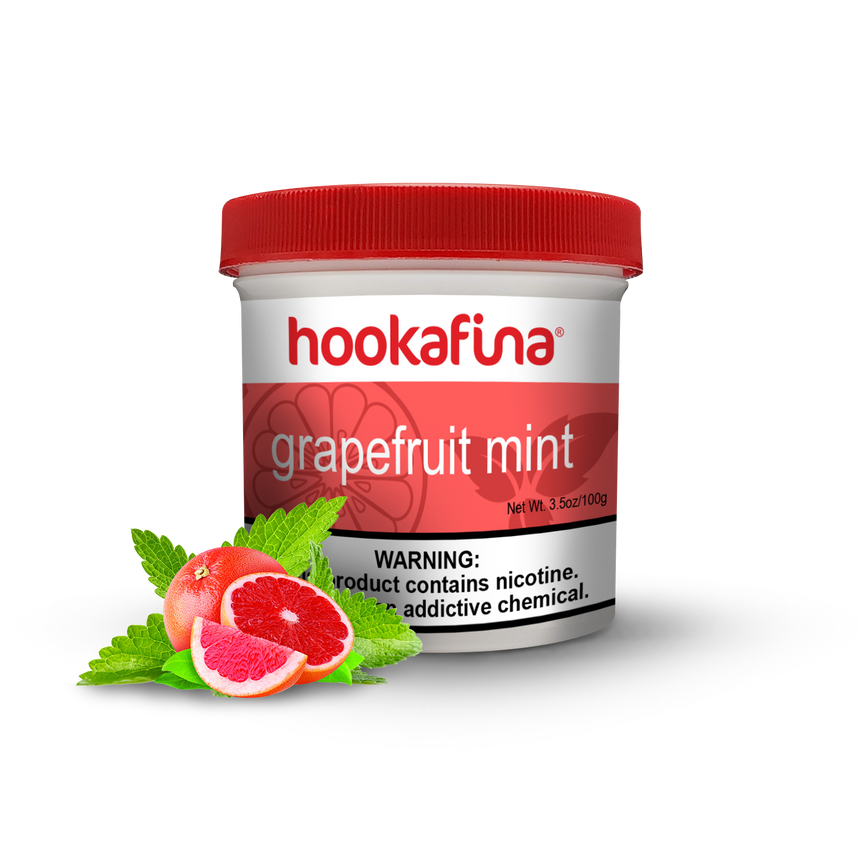 Hookafina Grapefruit Mint