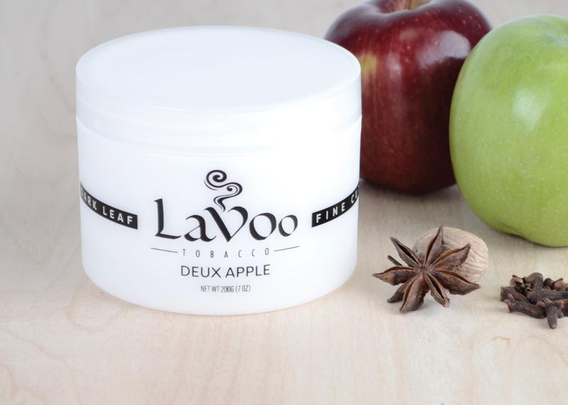 Lavoo Deux Apple Dark Leaf Tobacco - - Shishamore.com
