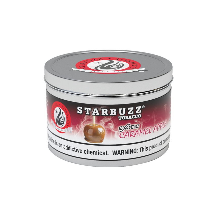 Starbuzz Shisha Tobacco Caramel Apple