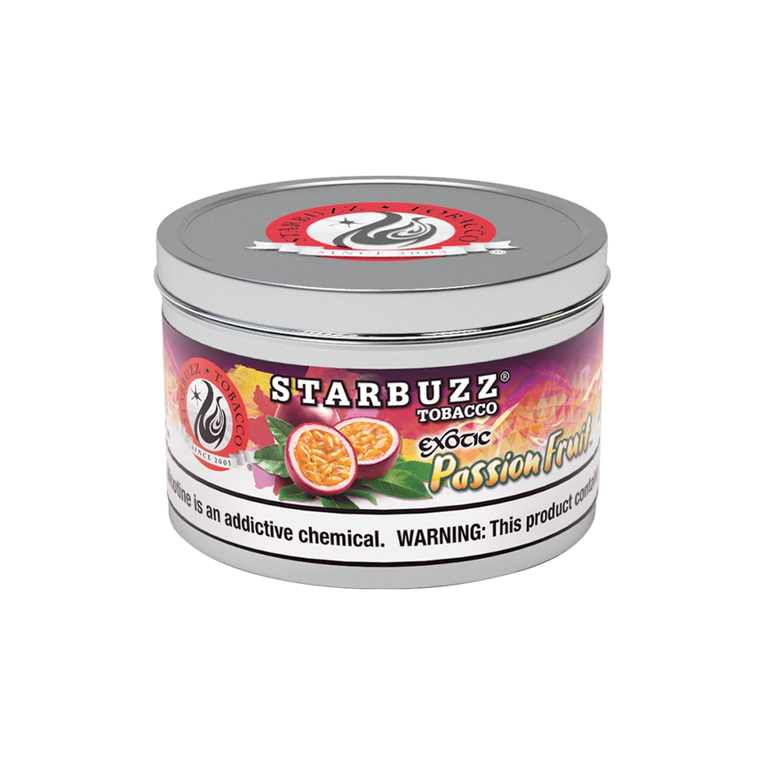 Starbuzz Shisha Tobacco Passion Fruit