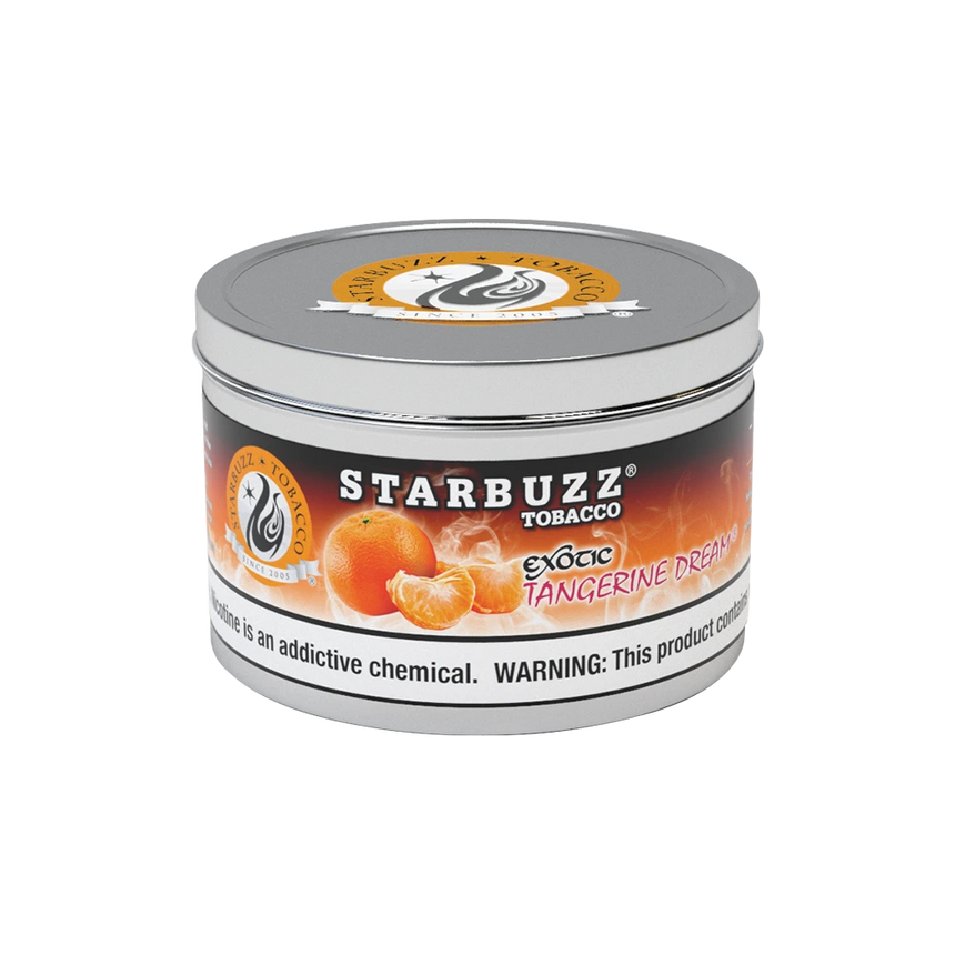 Starbuzz Shisha Tobacco Tangerine Dream