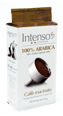 Intenso Arabica Ground Coffee (250g)
