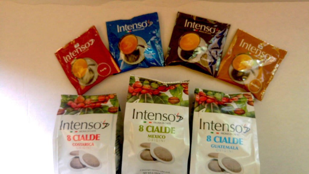 Intenso Variety Pack ESE Coffee Pods (150)