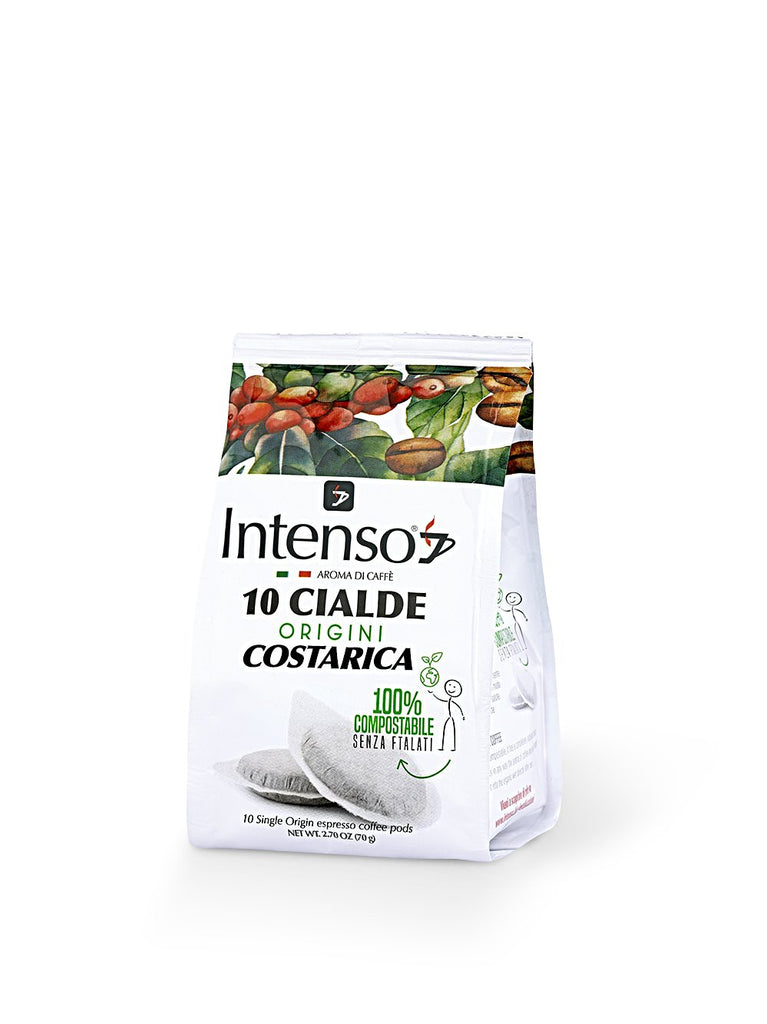 Intenso Costa Rica ESE Coffee Pods 8 X 10