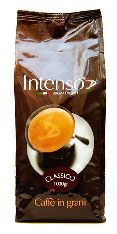 Intenso Classico Coffee Beans 1kg