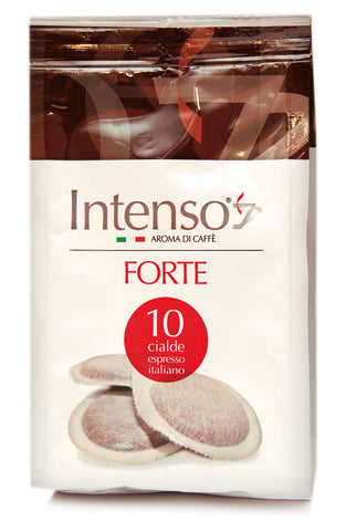 Intenso Forte ESE Coffee Soft Pods (12 x 10)
