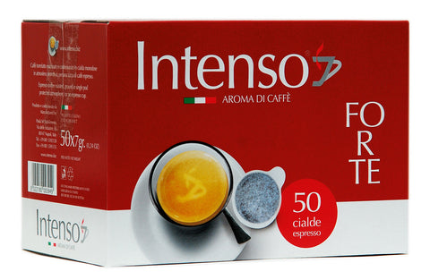 Intenso Forte ESE Coffee Pods Small Box