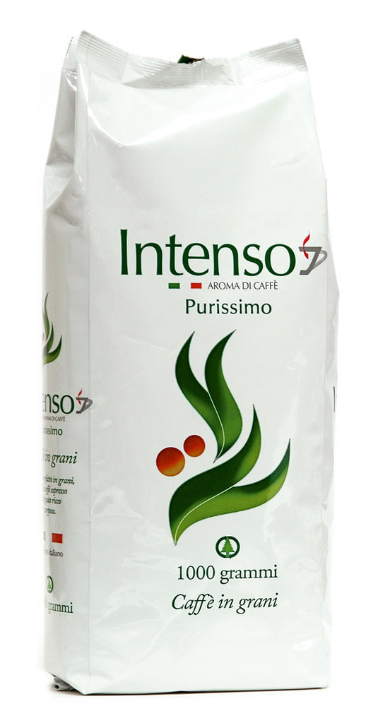 Intenso Purissimo Coffee Beans 1kg