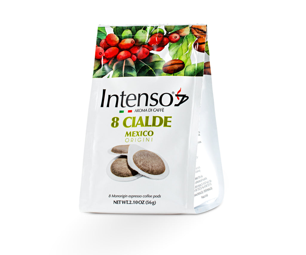 Intenso Mexico ESE Coffee Pods 12 x 8 (96)