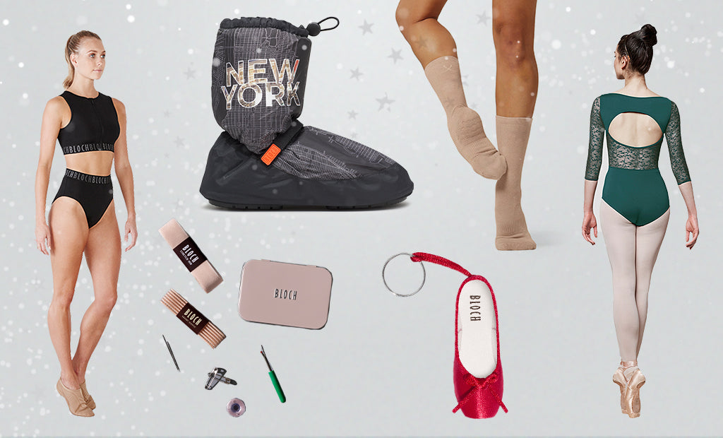 BLOCH Ultimate Christmas gift guide gifts for every dancer
