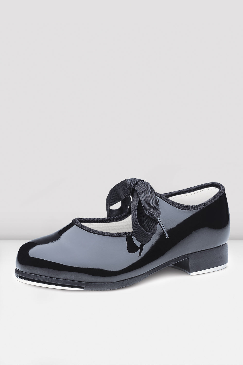 buy online new lifestyle hot sale Girls Dance Now Student Tap Shoes, Black | BLOCH USA