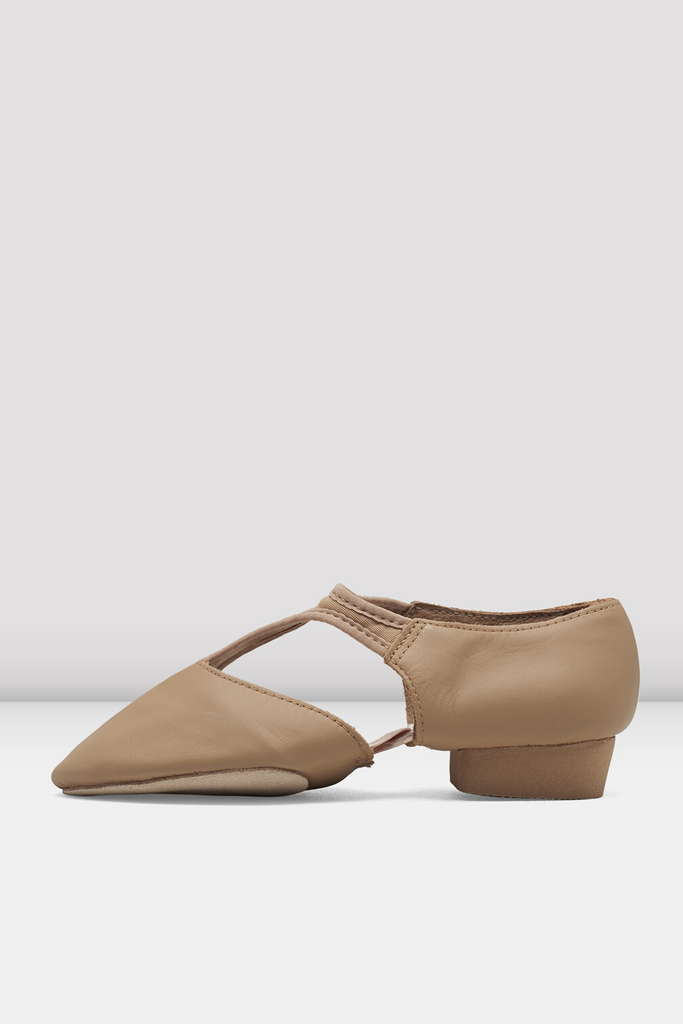 Ladies Elastosplit Grecian Teaching Shoes - BLOCH US