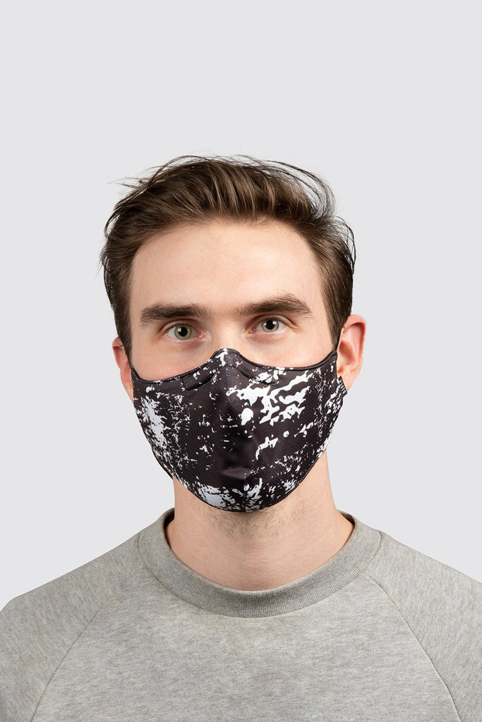BLOCH B-Safe Adult Print Lanyard Face Mask - BLOCH US