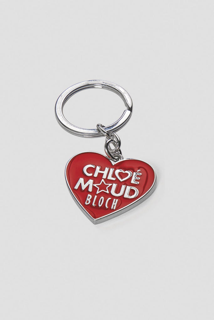 Chloe and Maud Key Chain