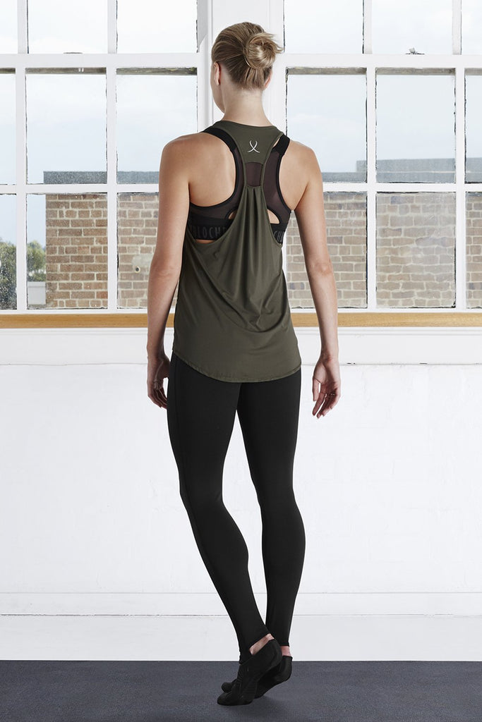 Ladies Racer Back Tank - BLOCH US
