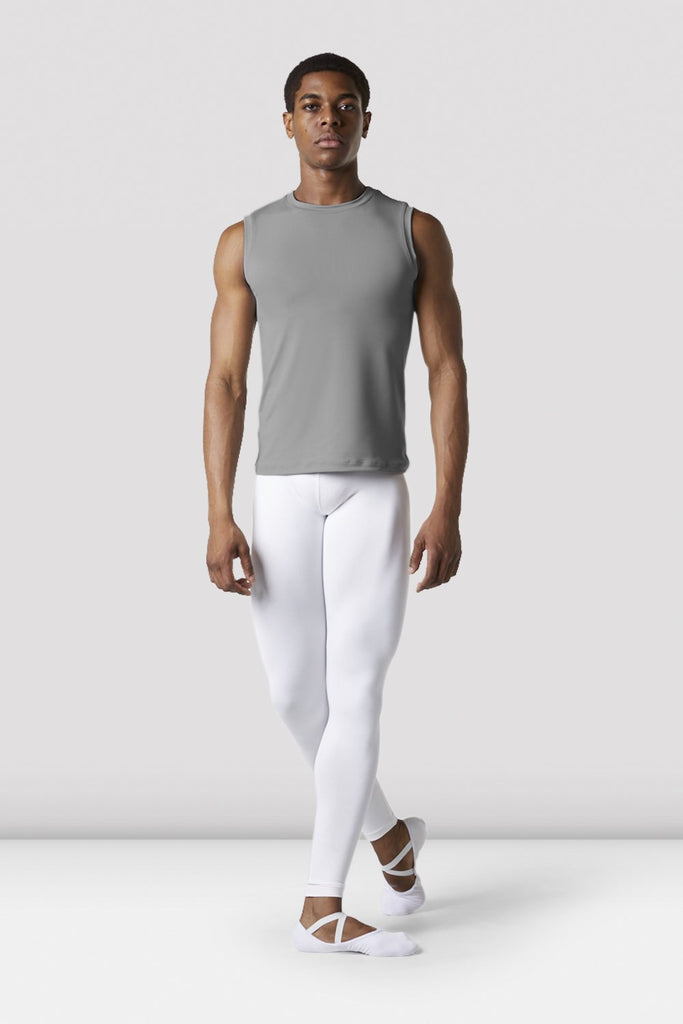 Mens Fitted Muscle Top - BLOCH US